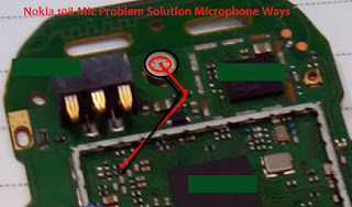 i will share with you how you solve your Nokia 108 mic way easily. if your device is get this mic problem after water damage and after clean your mobile phone