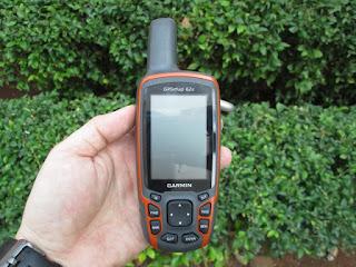 GPS Garmin 62s Seken
