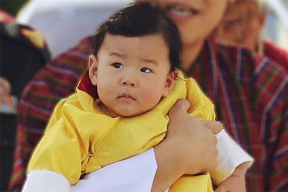 The Gyalsey Jigme Namgyel Wangchuck visited Bumthang region (Beautiful Girls Valley) King Jigme Khesar Namgyel Wangchuck and Queen Jetsun Pema