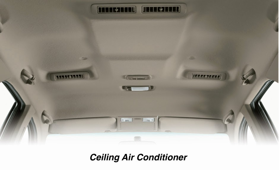 fortuner ceiling air-conditioner