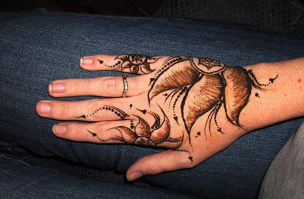 NEW MEHNDI DESIGNS 2018