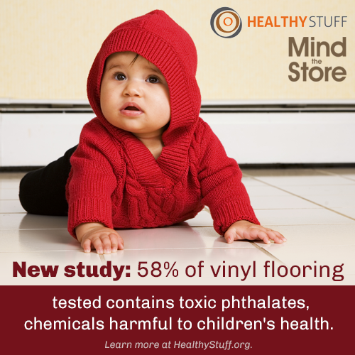 772bf68b1ca Props to Home Depot! Commits to Phase Out Harmful Phthalates in Flooring by  End of 2015