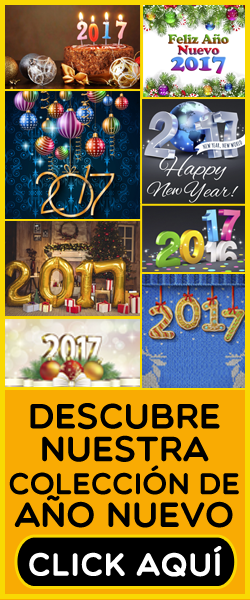 Imágenes de Año Nuevo 2017 para compartir