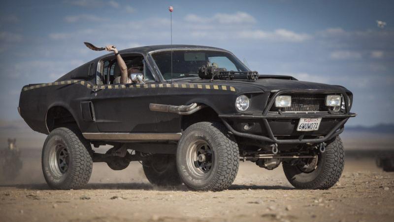 Limitless SUV Mustang Mississippi Mayhem