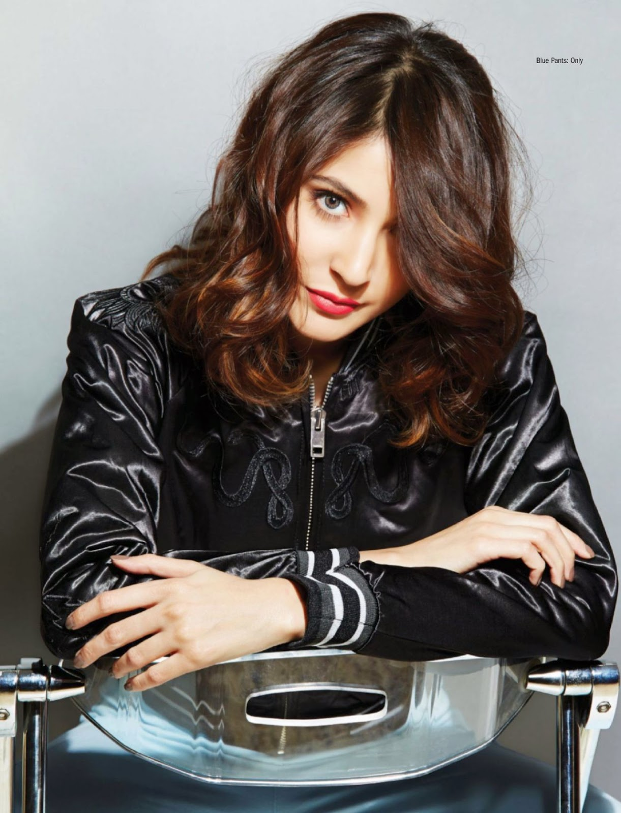Anushka Sharma – Filmfare Magazine March 2015 Issue