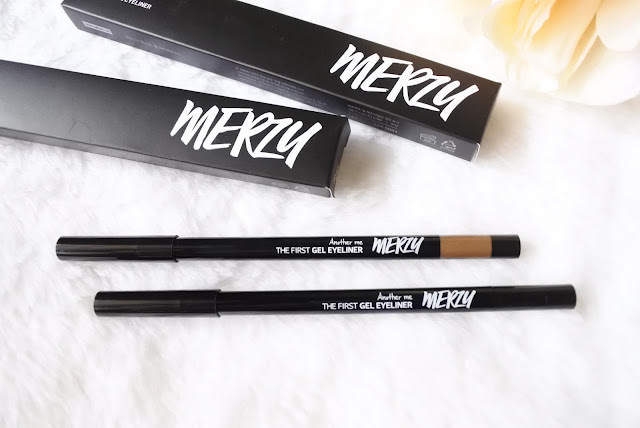 Review Merzy The First Gel Eyeliner