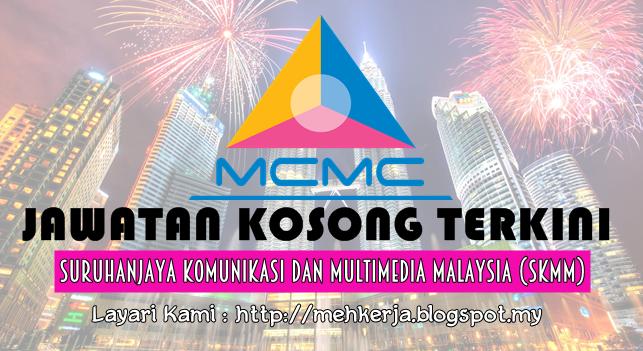 Jawatan Kosong Terkini 2016 di Suruhanjaya Komunikasi dan Multimedia Malaysia (SKMM)