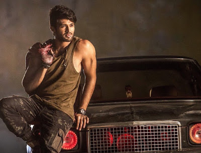 deverakonda vijay sai taxiwala movie images