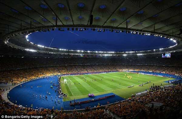 Kiev Tuan Rumah Final Liga champions 2017-2018-Bongarts-Getty-Image