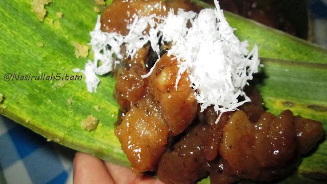 Legitnya Gatot Makanan Dari Singkong Nasirullah Sitam