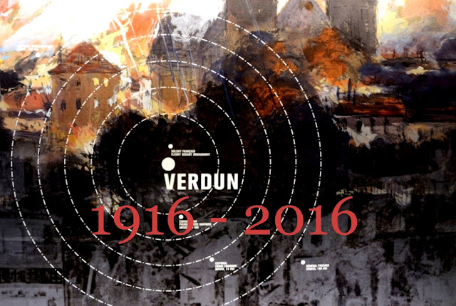 VERDUN 1916-2016: VAN SLAGVELD TOT VREDESSYMBOOL