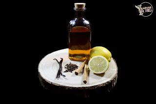 licor de limon casero