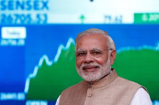 Sensex expect to hit 47000 at the end of the year if majority of BJP in Lok Sabha Election 2019