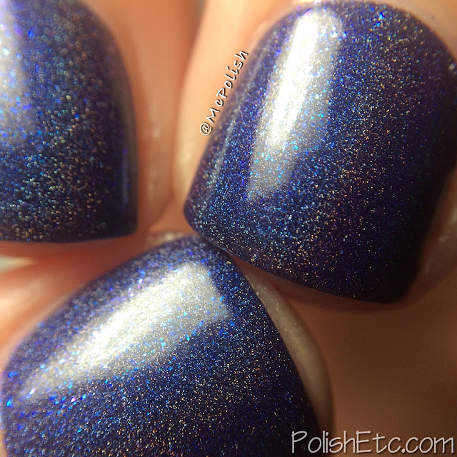 KBShimmer Winter Holos - McPolish - Claws and Effect