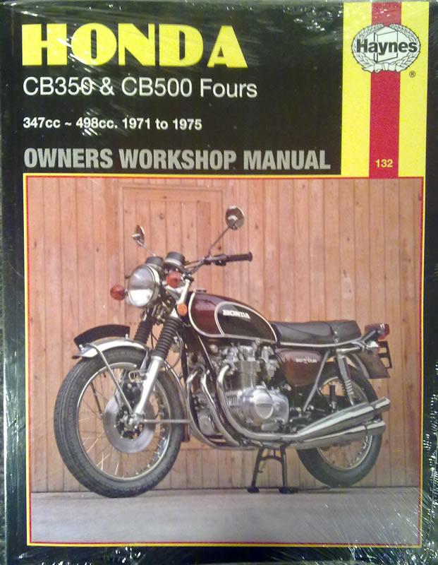 Cb750 Haynes Manual Download