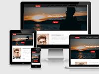 OneJob - Responsive Blogger Portfolio Template