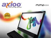 Axioo MIMO RRM 825, All In One PC Portabel Hemat Daya Harga 4 Jutaan