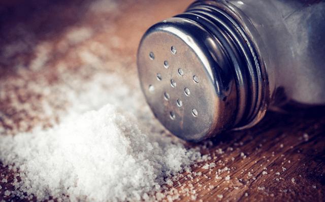efek samping garam bagi tubuh