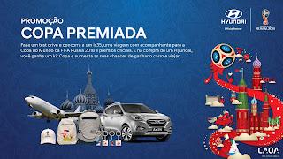 Promoção Copa Premiada Hyundai