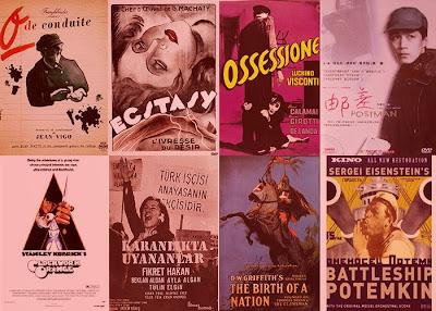 Yasaklı Filmler