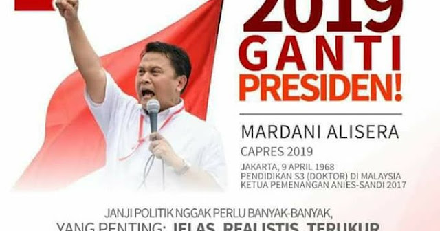 Politisi PKS Ini Gembar Gemborkan Gerakan 2019 Ganti Presiden