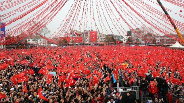 Ο Ερντογάν είναι ένας διεθνής εγκληματίας