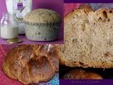 Pan de Espelta con Semillas de Girasol