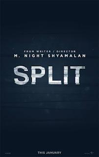 Split - Poster & Trailer