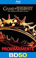 Game of thrones temporada 2 bd50