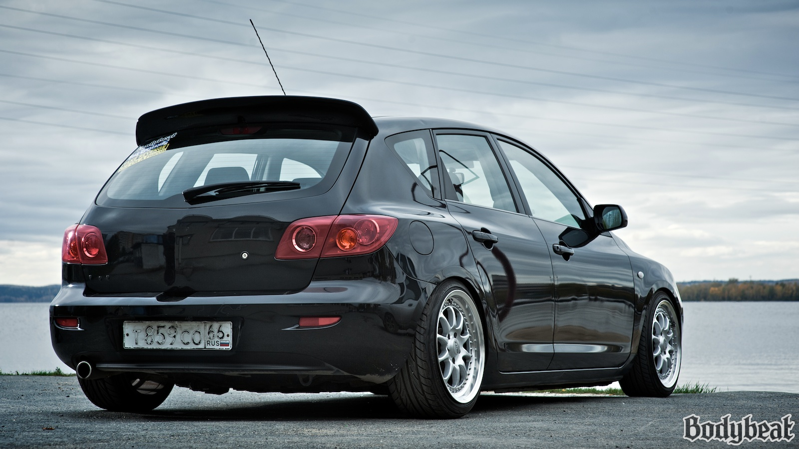 Mazda 3, MPS, Mazdaspeed3, hot hatchback, turbo, tuning