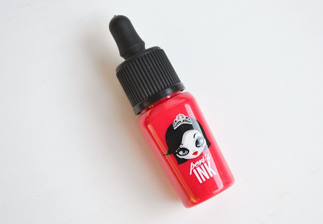 Peripera Peri's Ink in No Spoiler Swatch Review