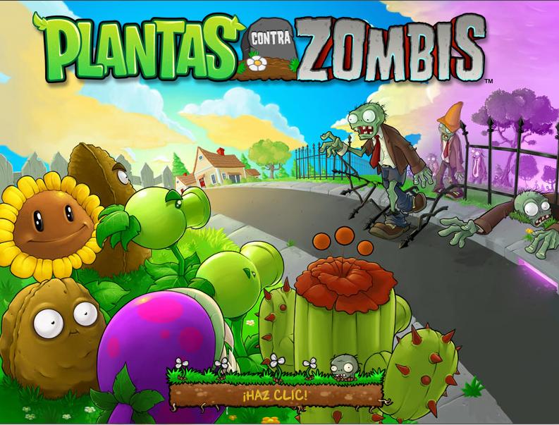descargar juego plantas vs zombies