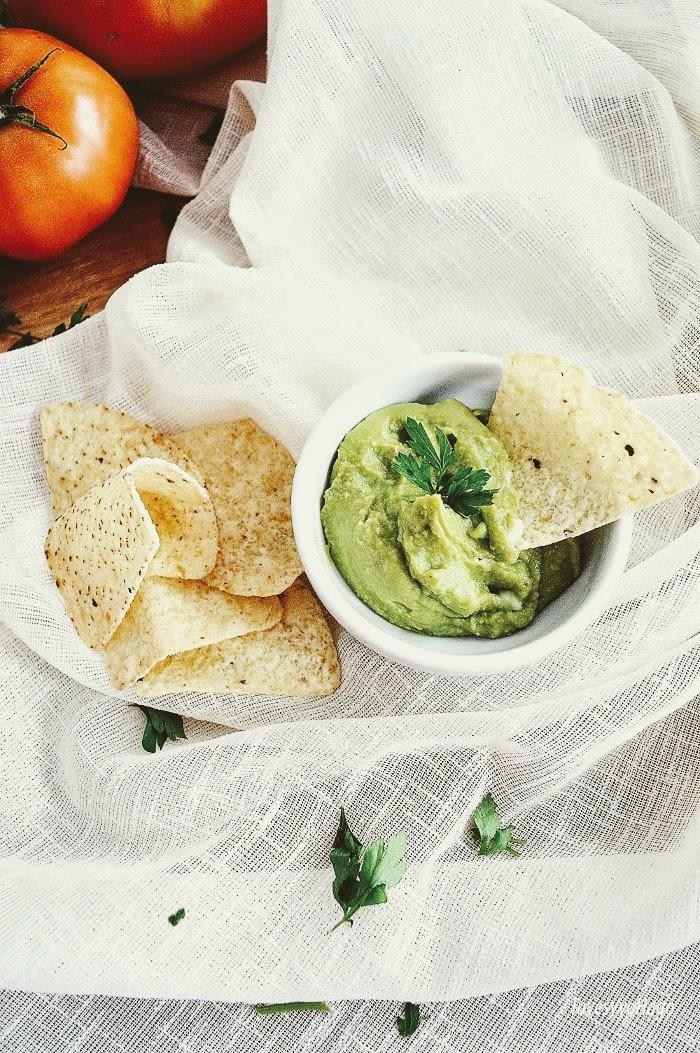 Salsa Guacamole - Ponle Salsa a tu Cocina - TuvesyyoHago