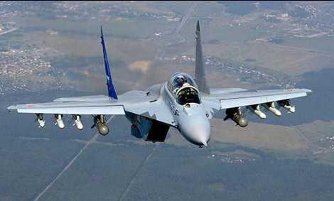 Pesawat Tempur MiG-35 Si Pesaing SU-35 Akan Masuk ke Kementerian Pertahanan Rusia