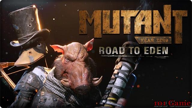 Онлайн стратегия на пк | Mutant Year Zero: Road to Eden обзор