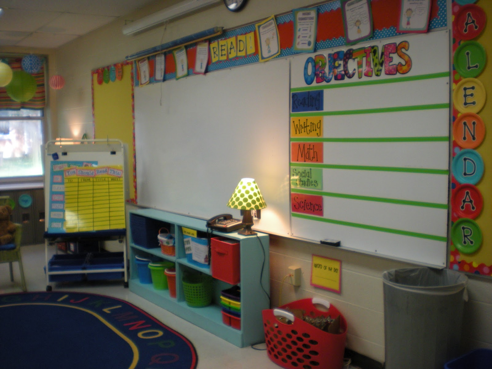 Innovative First Grade Classroom ~ The good life my new classroom