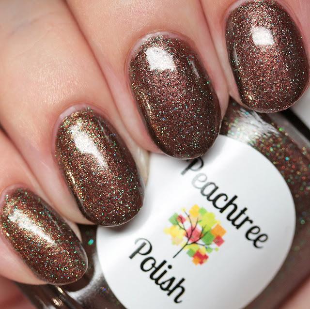 Peachtree Polish Choc-O-Mint