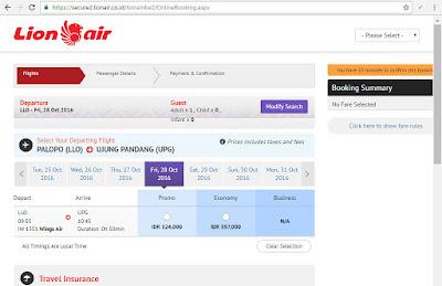Tiket Wings Air Sudah Tersedia Mulai 28 Oktober 2016