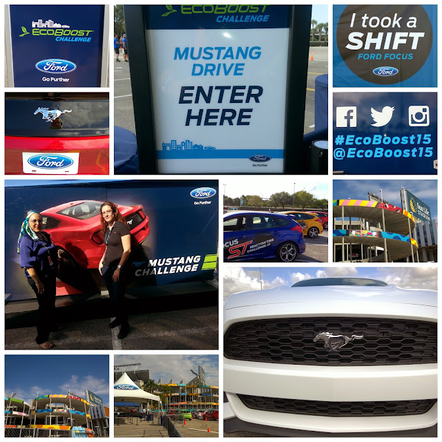 ford motor company cars ford mustang ecoboost sunlife stadium miami