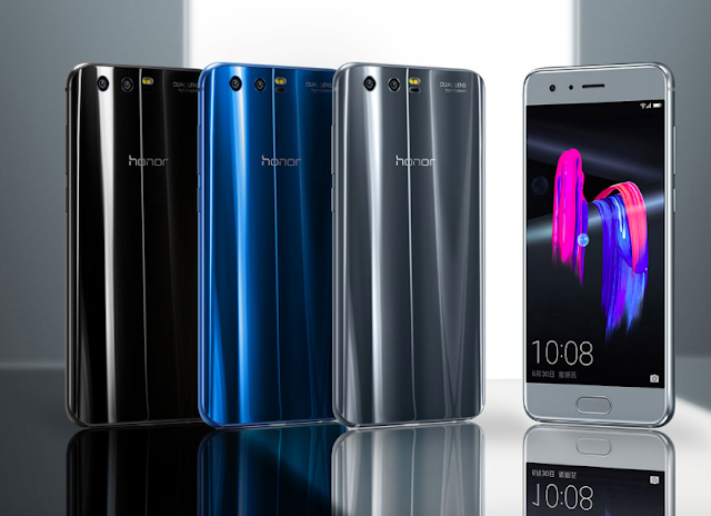 Huawei launches Honor 9 with dual rear cameras and Kirin 960 SoC globally
