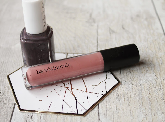 bareMinerals Gen Nude Buttercream Lipgloss in Sugar