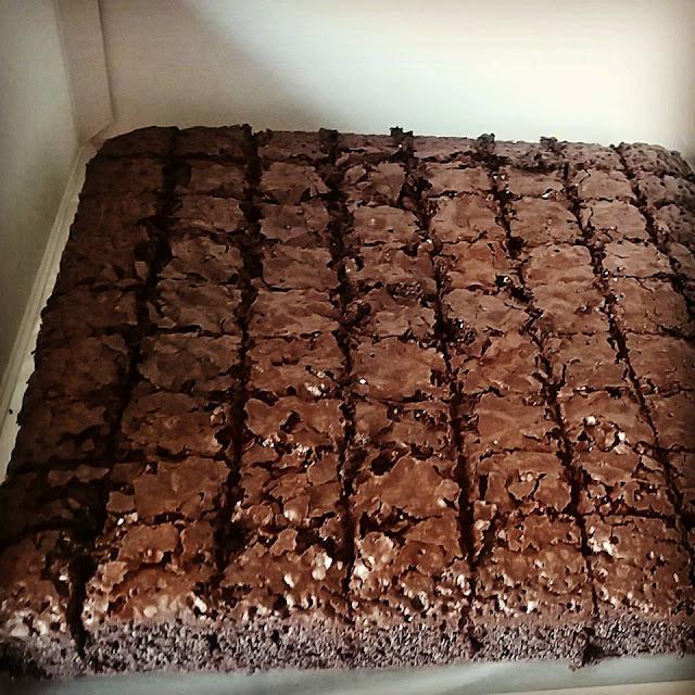 Resepi Brownies Original