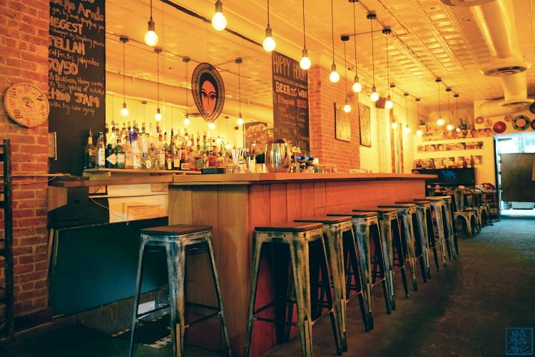 Le Chameau Bleu - Awash Brooklyn Restaurant Ethiopien à New York