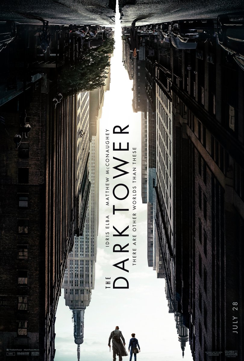 Темная Башня: постер марта