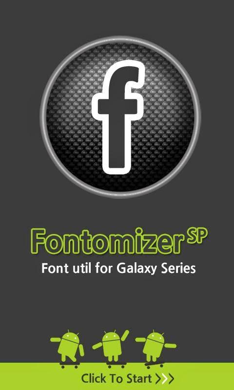Cara Mengganti Font pada Android tanpa Root
