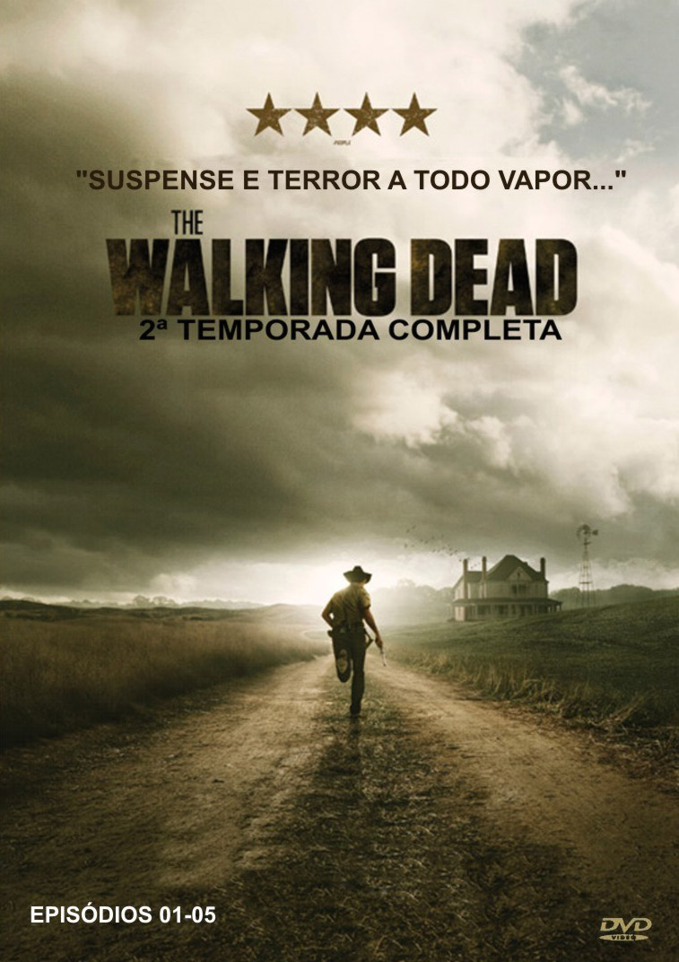 The Walking Dead 2ª Temporada Torrent - BluRay 720p Dublado