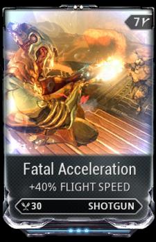 旧 Fatal Acceleration