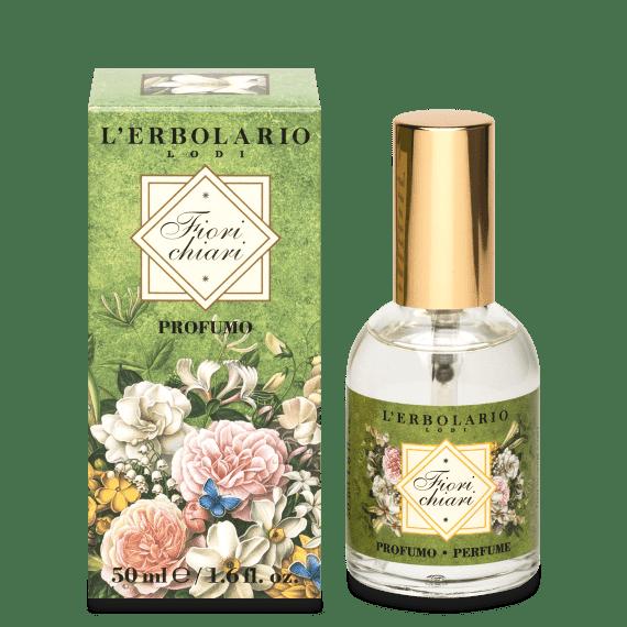 profumo fiori chiari erbolario