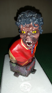 Michael Jackson Thriller 1982 Resin Bust INFINITE STATUE