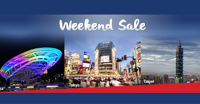 PAL Promo Weekend Sale September October 2016